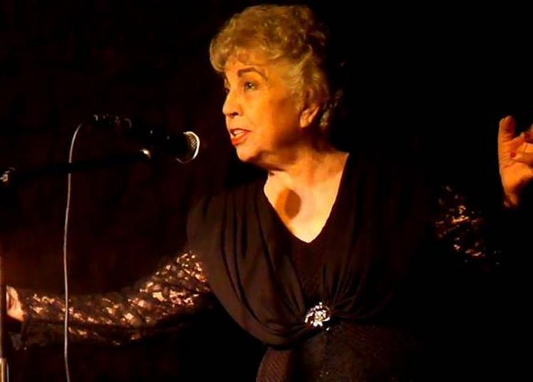 Anna Chante Piaf à Marseille
