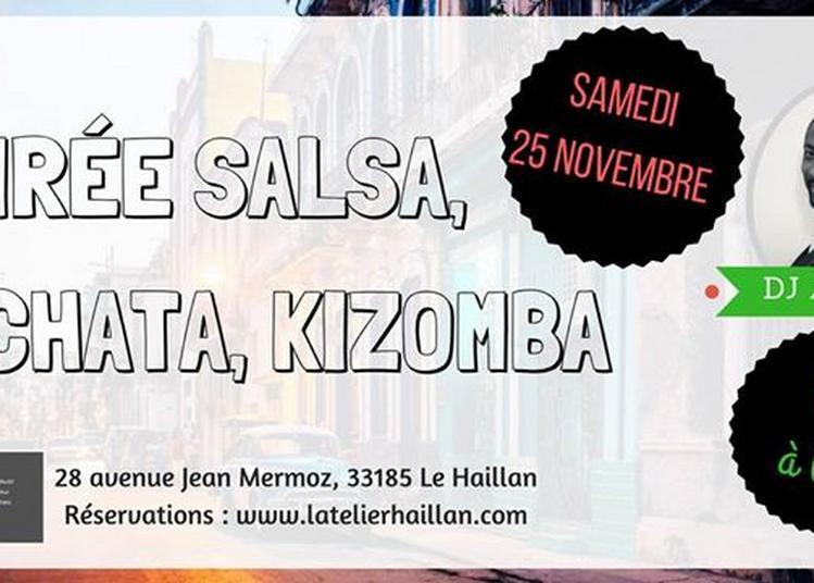 Soirée Salsa, Bachata, Kizomba avec Dj Amor à Le Haillan