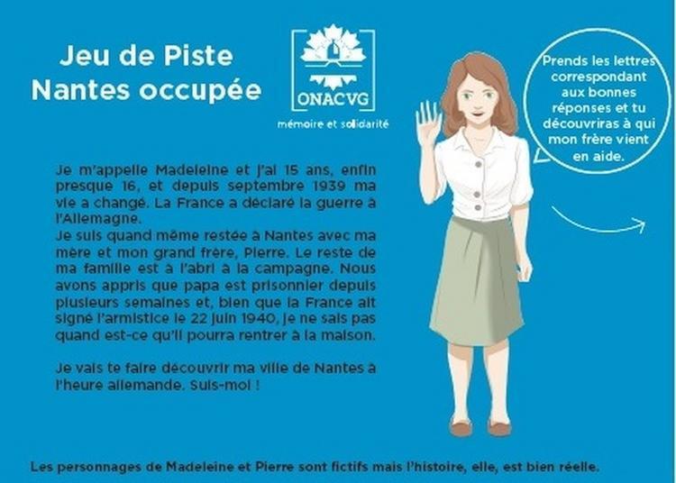 Jeu De Piste Nantes Occupée