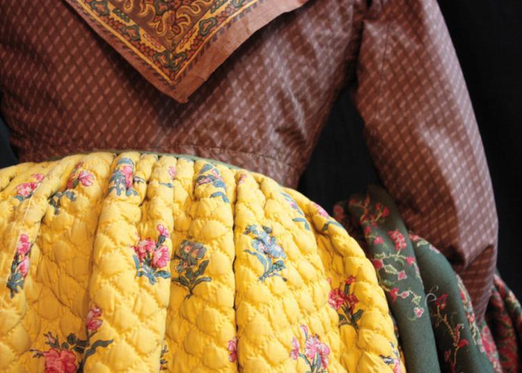 Visite Du Musée Du Textile Provençal - Souleïado à Tarascon