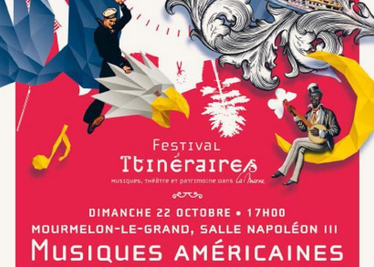 Concert de l'Opéra de Reims à Mourmelon le Grand