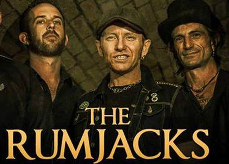 The Rumjacks - irish celtic folk punk à Marseille