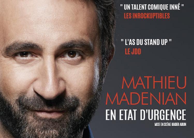 Mathieu Madenian à Aulnay Sous Bois