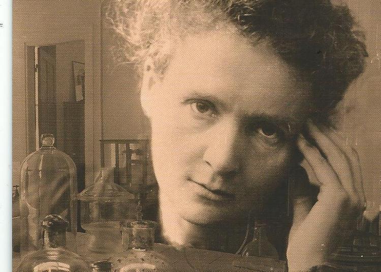 Marie CURIE ou la science faite femme... à Niort