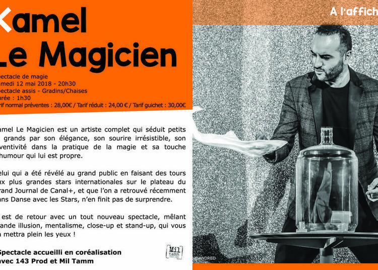 Kamel Le Magicien à Locmine