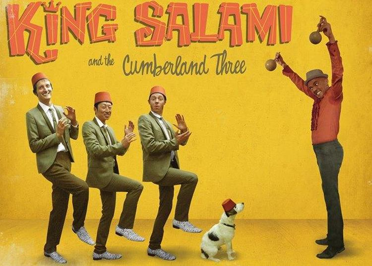 King Salami and the Cumberland 3 (Rythm'n Blues/punk) à Toulouse
