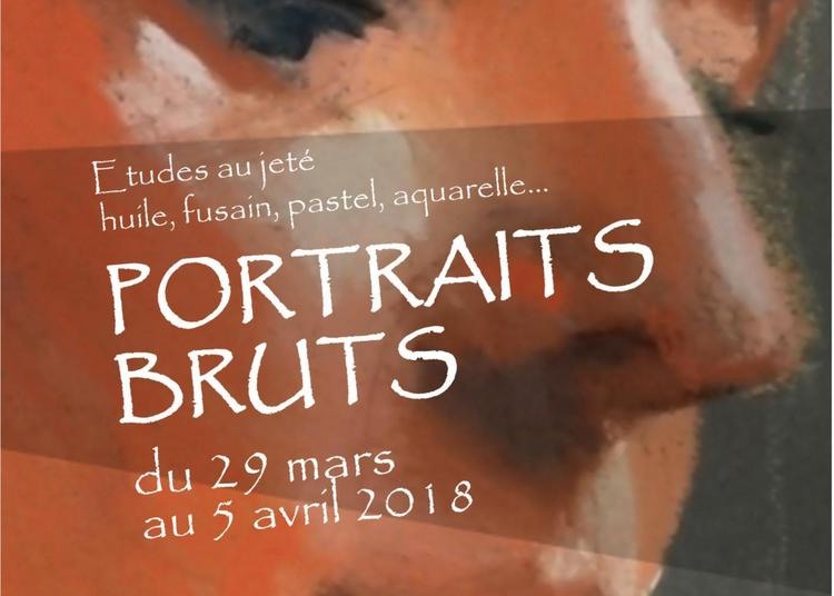 Portraits Bruts à Nancy