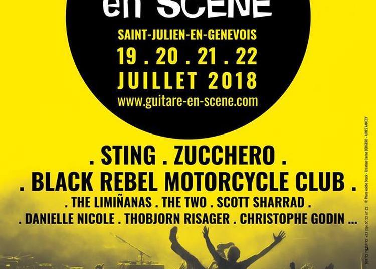 Festival Guitare en Scène 2018