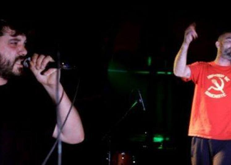 L'Prolo feat Sticky Snake + Choubidou crew en tournée à Nilvange