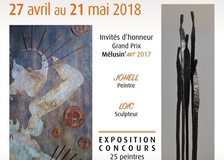 Mélusin'art 2018 à Vouvant