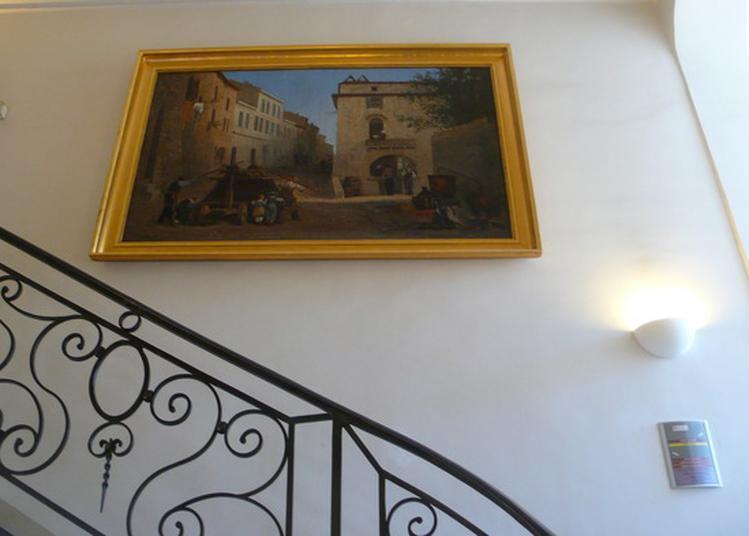 Oeuvres Picturales à La Lampe Torche à Saint Paul Trois Chateaux