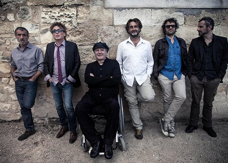 JazzClub [at] Sortie 13 - Post Image invite Alain Debiossat à Pessac