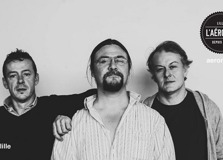 Jérémie Ternoy Trio : Le goûter-concert à Lille