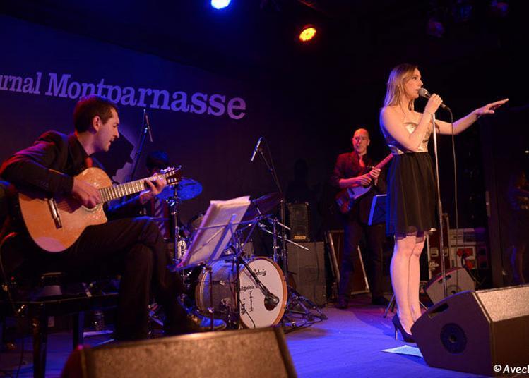 Aude Duhamel Quartet à Paris 1er