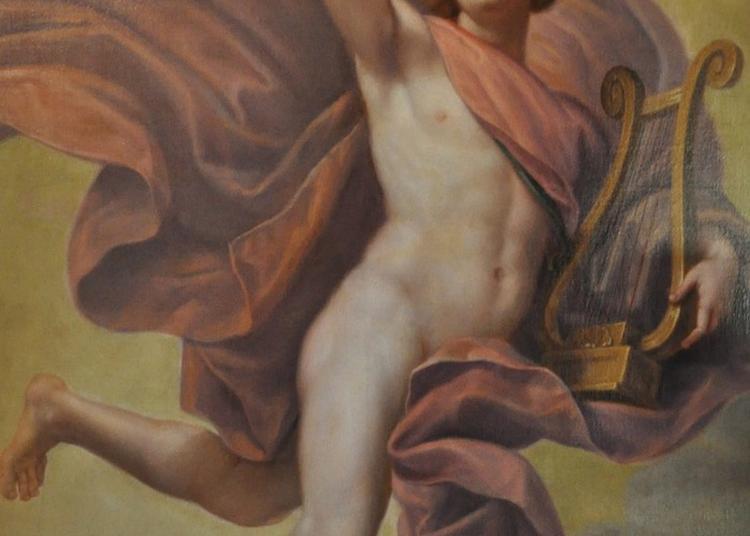 La Collection De Peintures Du Musée Et Son Trésor : Un Tableau Attribué à Pierre Mignard. à Dinan