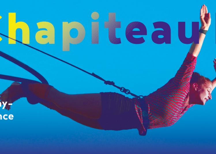 Le Chapiteau bleu - festival de cirque de Tremblay-en-France 2018