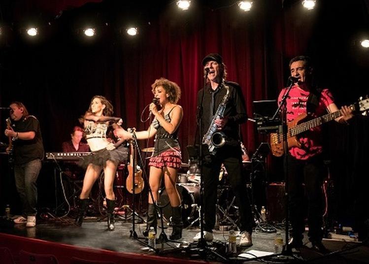 Tribute To Tina Turner, Scène Musicale Jeunes, Musique Populaire D'argentine Et Carte Blanche À 2 Groupes à Nogent sur Marne