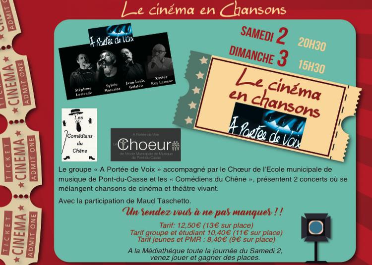Pont-du-casse fait sion cinema à Pont du Casse