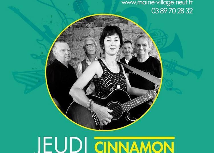 Cinnamon & Musique Municipale De Village-neuf à Village Neuf