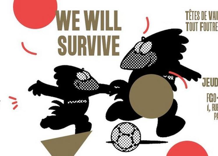20 Ans De Radio Campus · We Will Survive à Paris 18ème