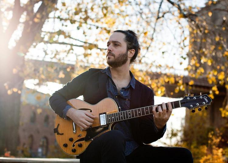 Yotam Silberstein quartet à Paris 1er