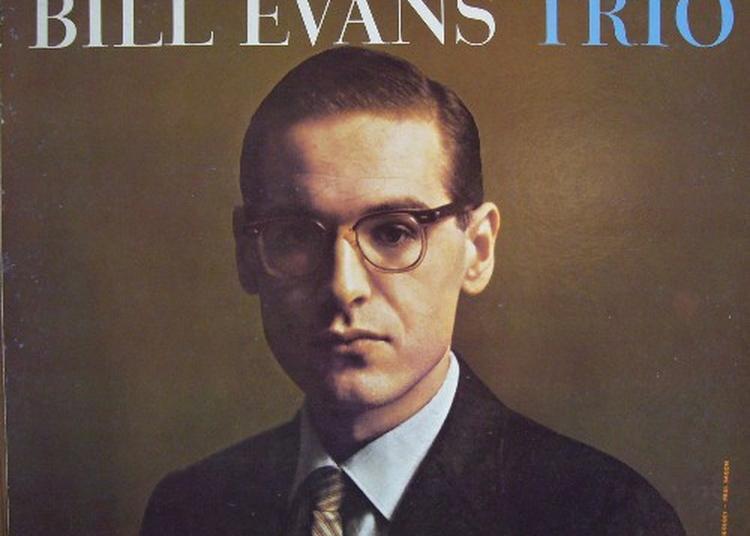 Hommage à Bill Evans, l'art du trio à Paris 1er