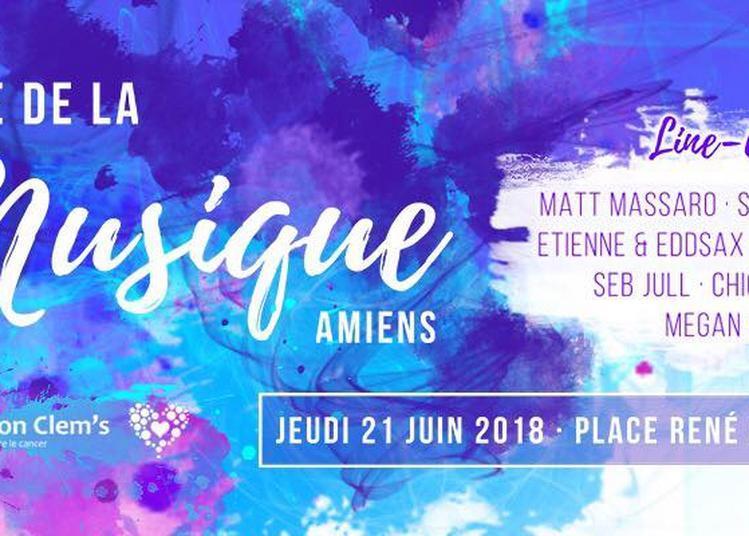 Etienne Deejay - Association clem - Fête de la musique Amiens