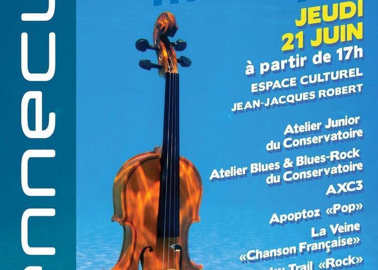 Ateliers Du Conservatoire / Axc3 / Apoptoz / La Veine / Lucky Trail / Kd Et Mhk / Jamalak / Alpha / Made In China / Enkarnis à Mennecy