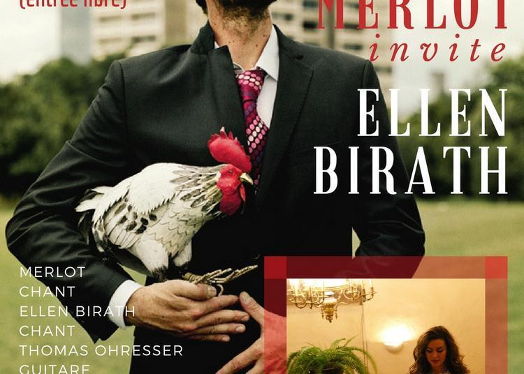 Merlot invite Ellen Birath à Paris 14ème