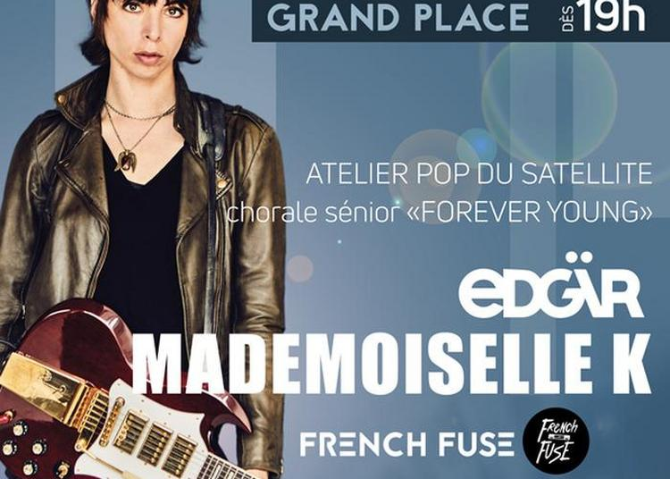 Mademoiselle K, French Fuse, Edgar, The Waxidermist à Bethune