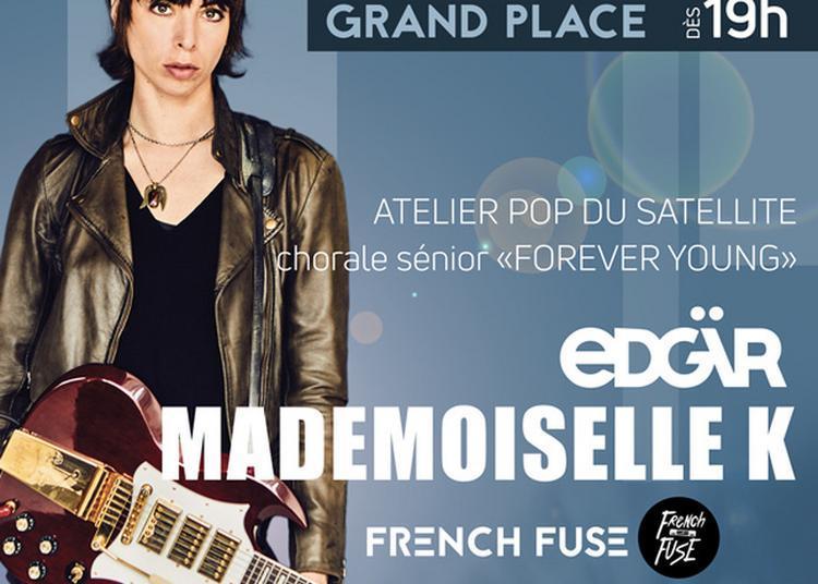 Mademoiselle K, French Fuse, Edgar, The Waxidermist à Bethune