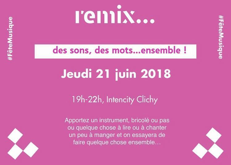 Machine à Sons 2018 à Clichy
