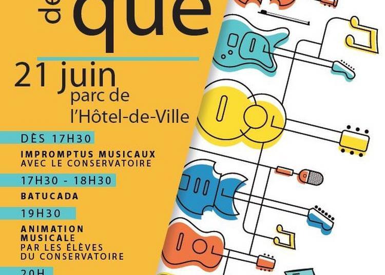 Deldongo Quintet / Les élèves Du Conservatoire / La Batucada à Chilly Mazarin