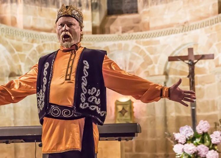 Valery Orlov-la grande voix russe à Le Grau du Roi