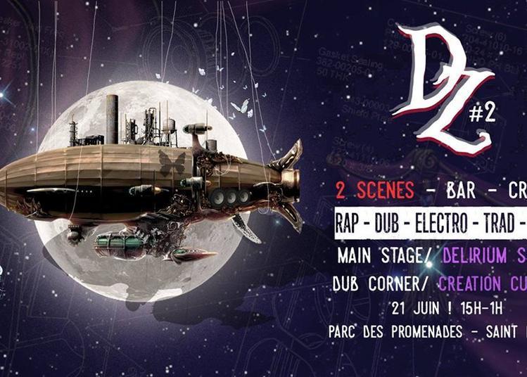 Delirium Zone # 2 : Fête de la musique à Saint Brieuc