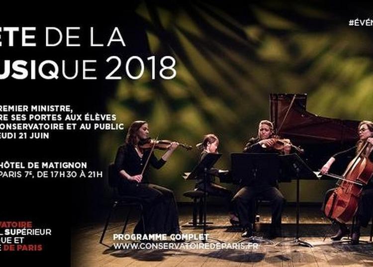 Conservatoire National Supérieur De Musique Et De Danse De Paris / Orchestre à L'ecole Cuivres Du Havre à Paris 7ème