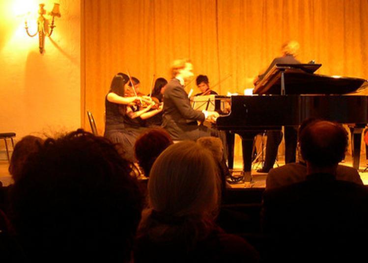 Concert Classique à Ande