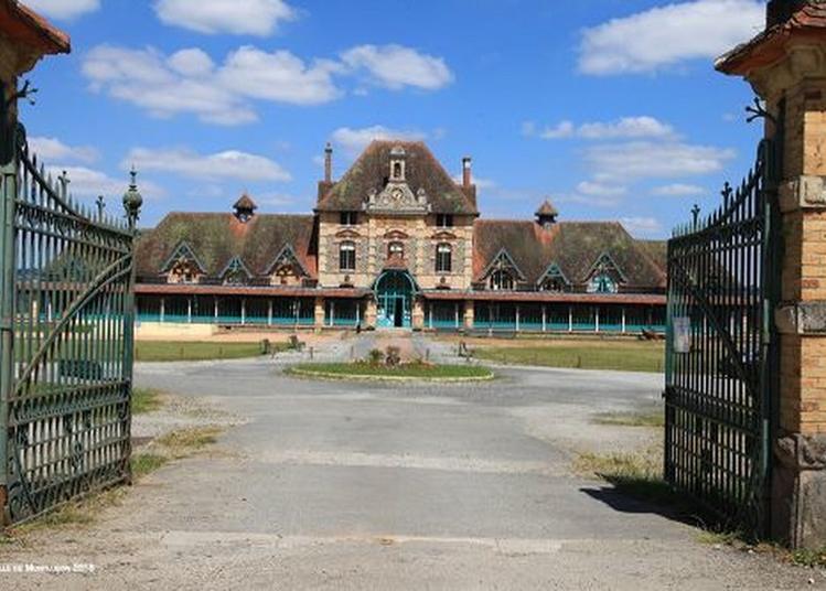 Visite Commentée De L'espace La Charité à Lavault-sainte-anne. à Montlucon