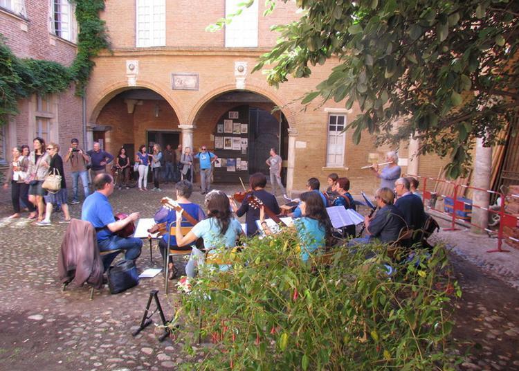 Concert Du Groupe Garonnette à Toulouse