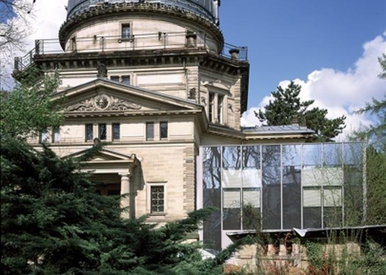 Visite Guidée De La Grande Coupole De L'observatoire Astronomique De Strasbourg