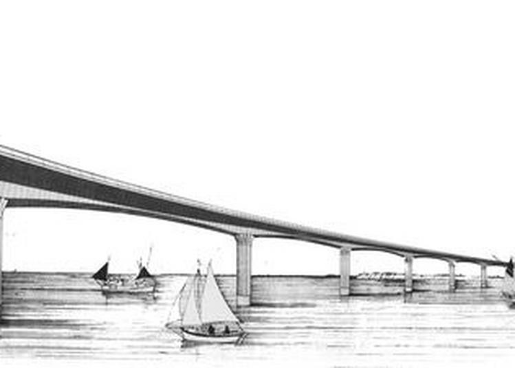 Exposition Tout Un Pont De L'histoire De Ré à La Rochelle