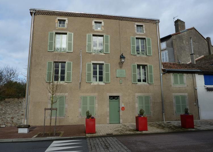 Visite De La Maison Natale De Jean Giraudoux à Bellac