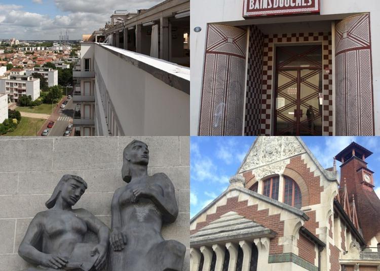 Balade Urbaine La Bastide - La Benauge, Territoire D'utopies à Bordeaux