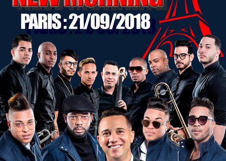 Maykel Blanco Y Su Salsa Mayor à Paris 10ème