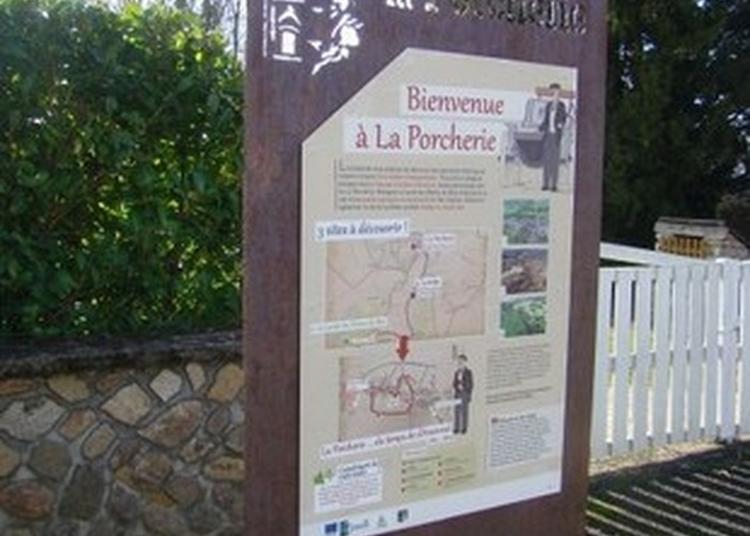 Circuit Découverte Du Bourg à La Porcherie