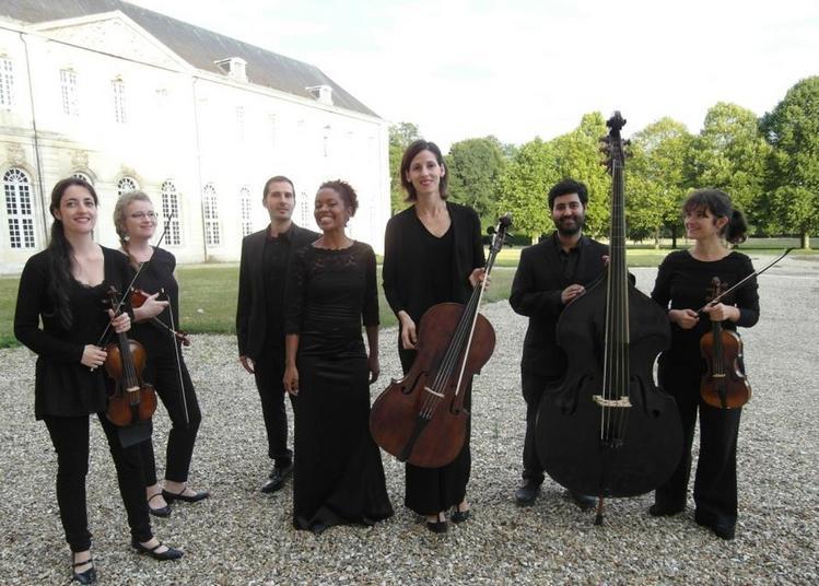 Les Estivales de la Risle Concerts de l'Assomption à Le Bec Hellouin