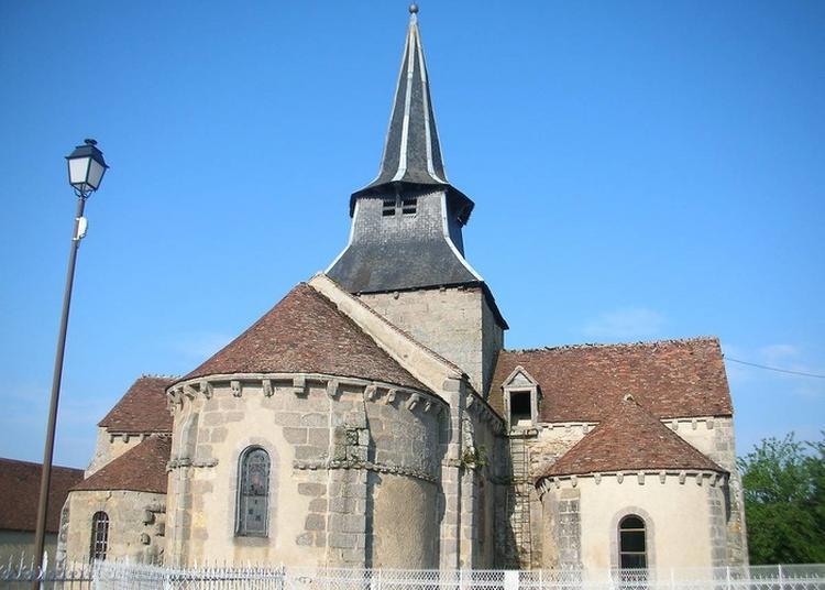 Visite De L'église De Nouzerines