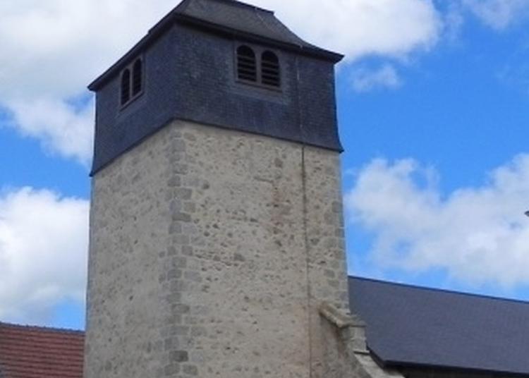 À La Découverte De L'église De Cressat