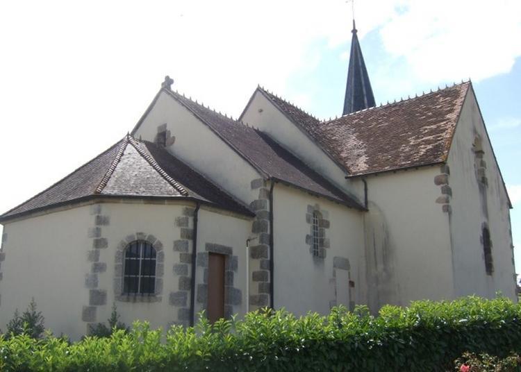 À La Découverte De L'église De Bord-saint-georges à Bord saint Georges