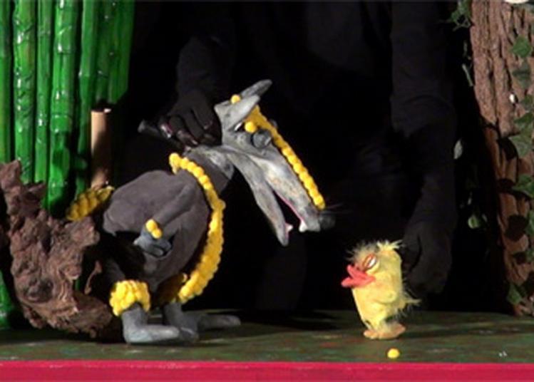 Les couelurs de Loup. Marionnettes jeune public à partir de 3 ans à Labege